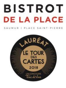 Capture Bistrot place Saumur